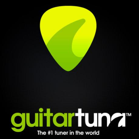 "Логотип ""Guitar Tuna""."
