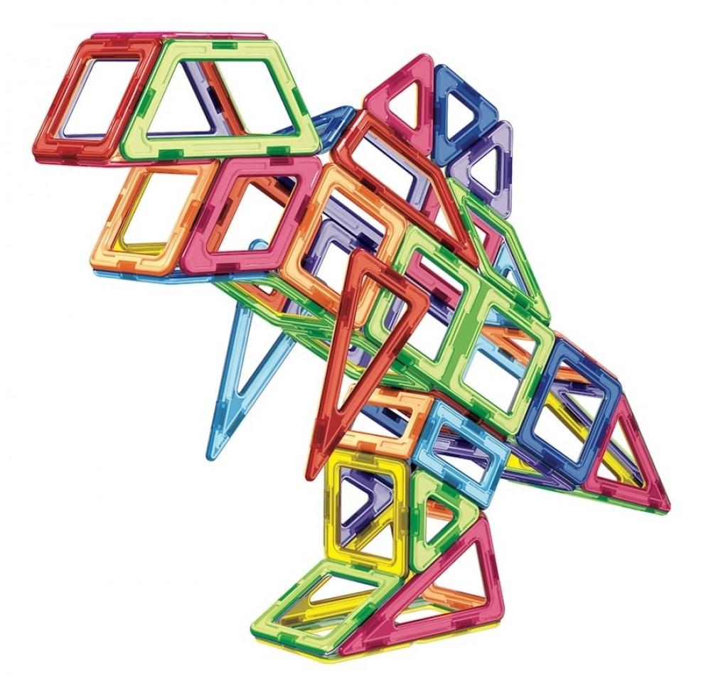 Динозавр магнитный конструктор.