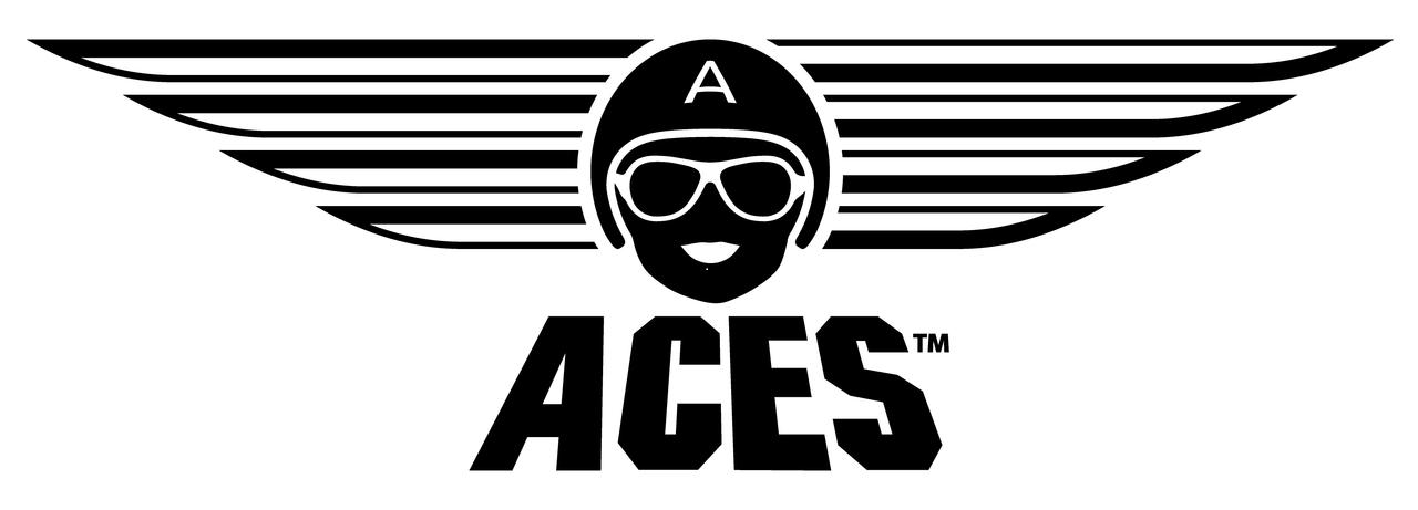 Логотип ACES