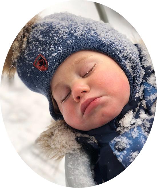 Фото ребенка.