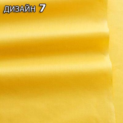 Чехол полочки монтессори - Желтый