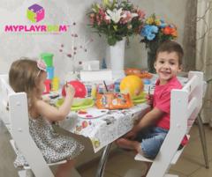 Растущий стул для сохранения осанки у ребенка