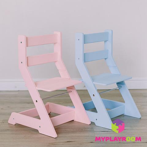 Растущий стульчик MYPLAYROOM™ к песочнице, розовый 5