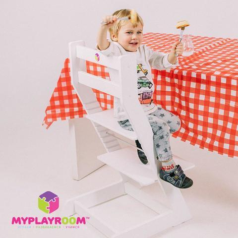 Растущий стул N1 MYPLAYROOM™ к обеденному столу 14