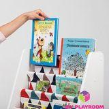 Детская полочка для книг в духе Монтессори 5