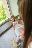 Безопасное зеркало для детской комнаты звезда 3