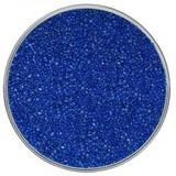 Кварцевый песок, темно-синий 1