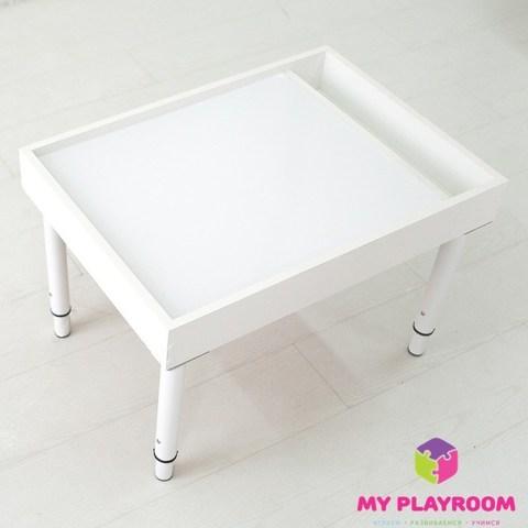 Планшет для рисования песком Myplayroom + ножки 3