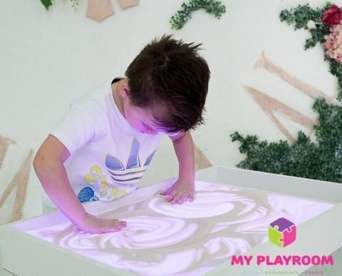 Планшет для рисования песком Myplayroom