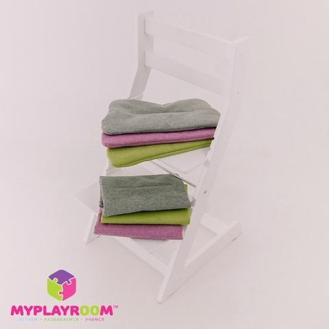 Комплект мягких чехлов для растущего стула MYPLAYROOM™ к обеденному столу 6