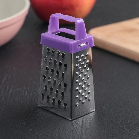Мини тёрка для готовки с детьми и упражнений на кухне 2