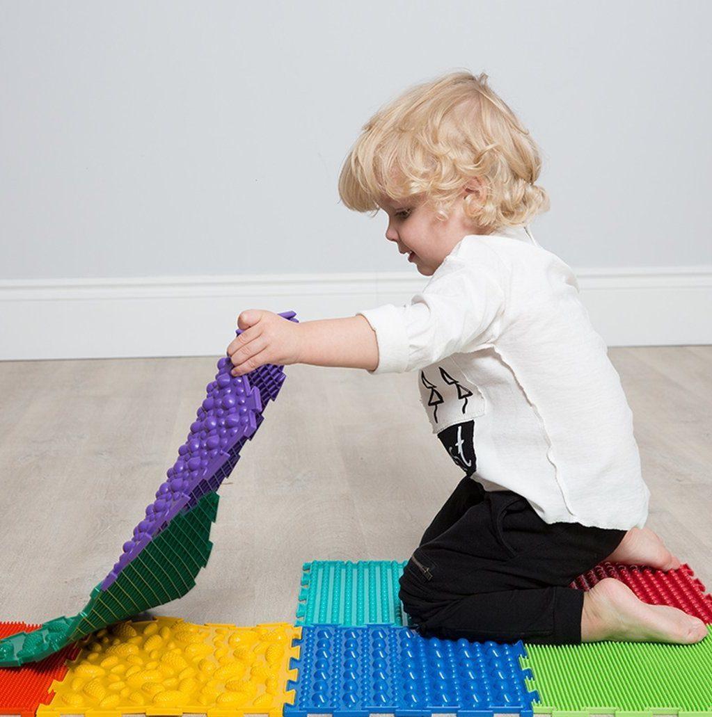 массажный коврик для ног для детей