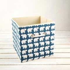 Короб для хранения «Северные мишки»