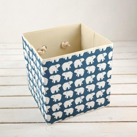 Короб для хранения «Северные мишки» 2