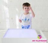 Планшет для рисования песком Myplayroom + ножки 14
