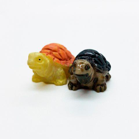 """Набор миниатюр """"Черепашки"""" для сенсорных коробочек, 2 шт"""