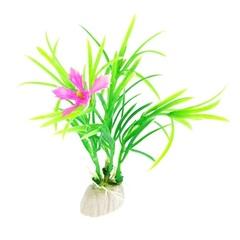 Растение с цветами для сенсорной коробочки