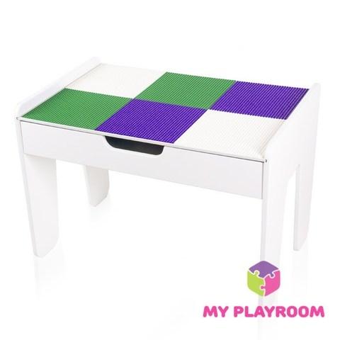 Стол для LEGO от MYPLAYROOM™ 10