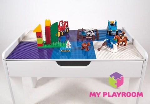 Стол для LEGO от MYPLAYROOM™ 2