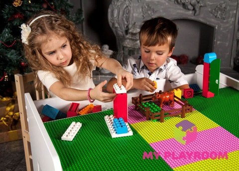 Стол для LEGO от MYPLAYROOM™ 8