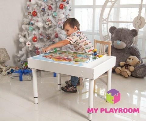 Световой стол для рисования песком Myplayroom 10