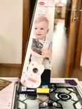 Детская музыкальная игрушка гитара укулеле 1+ 4