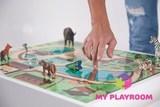 Световой стол для рисования песком Myplayroom 18