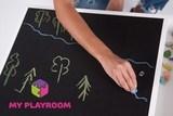 Световой стол для рисования песком Myplayroom 17