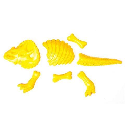 """Набор формочек для песка """"Динозавр"""", 7 шт"""