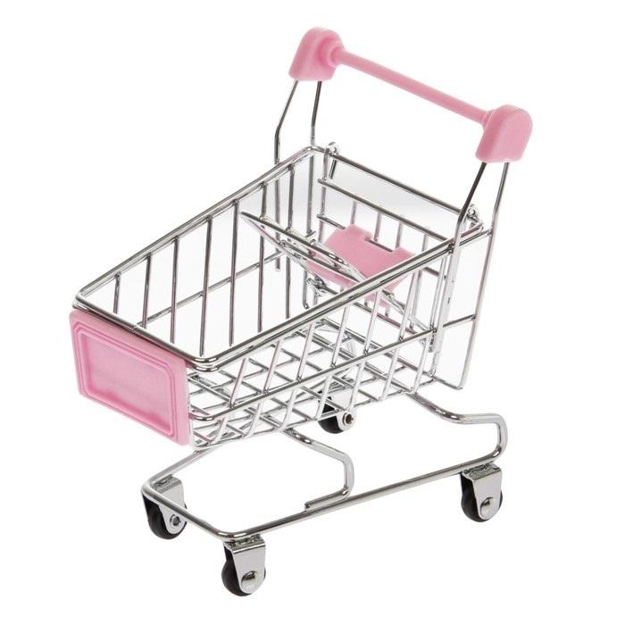 тележка игрушечная для супермаркета