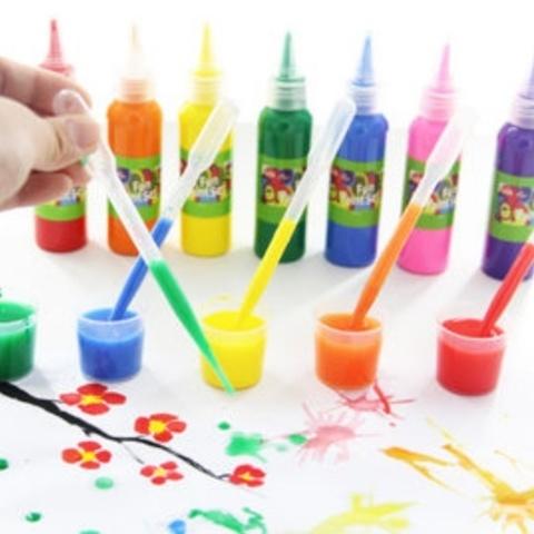 Набор пипеток для колеровки и красок, 5 шт 3