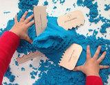 Фигурные гребни для рисования песком, 4 шт. 4