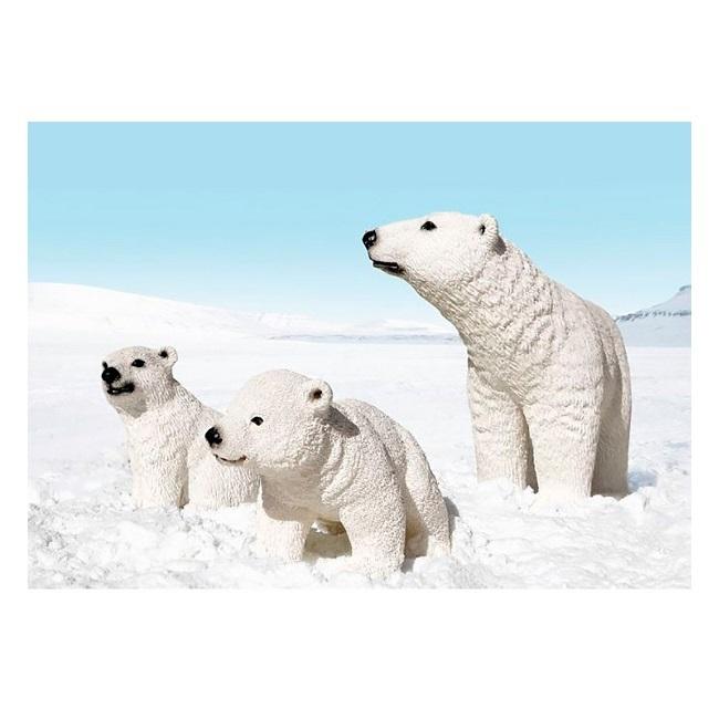 Фигурка «Белый медведь» Schleich