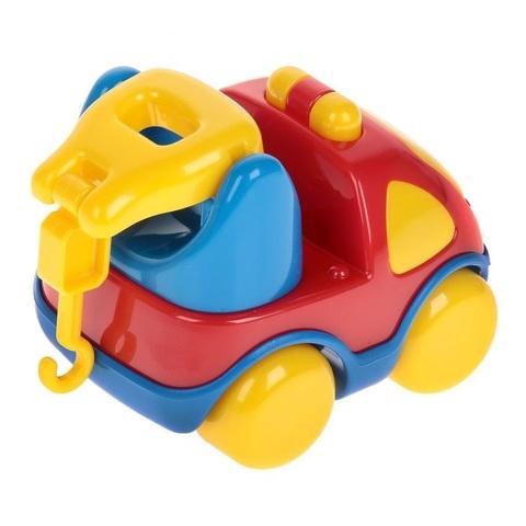 Автомобиль-эвакуатор 2