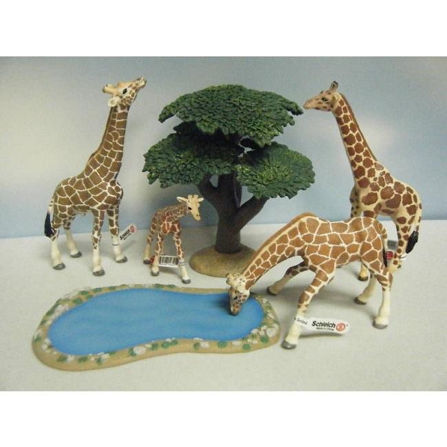Фигурка «Жираф, самец»