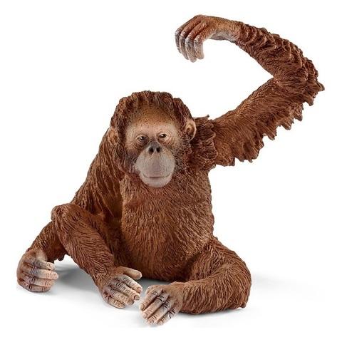 "Фигурка ""Орангутан, самка"", Schleich"