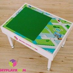 Домашняя песочница для LEGO MYPLAYROOM™ для длинной крышки