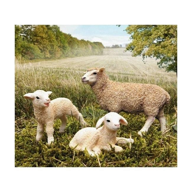 Фигурки животных с фермы
