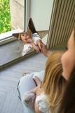Безопасное зеркало для детской комнаты звезда 5