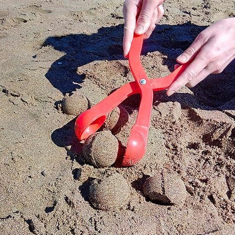 Песколеп (диаметр 6 см) 3