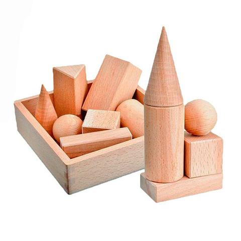 Набор геометрических тел
