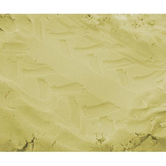Отпечатки на песке от ролика Бешеное Ралли