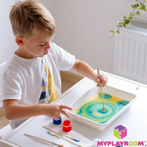 Набор для рисования Эбру