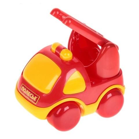 Автомобиль-пожарная спецмашина 2