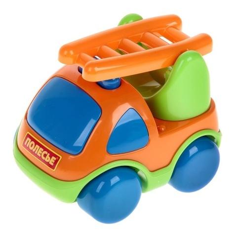 Автомобиль-пожарная спецмашина 3