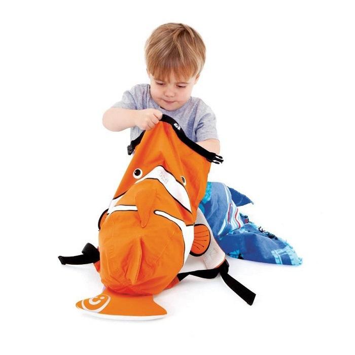 Рюкзак для пляжа Рыба-клоун