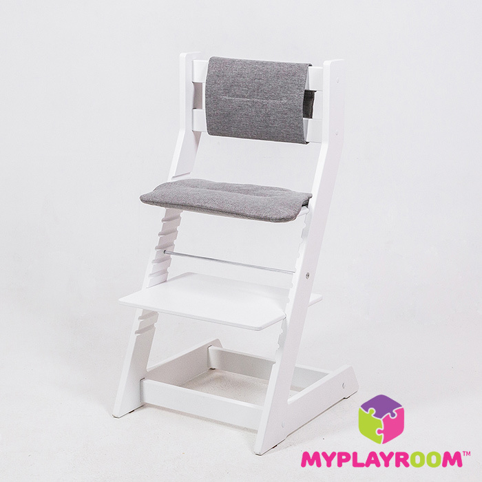 Комплект серого цвета для растущего стула MYPLAYROOM™