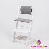 Комплект мягких чехлов для растущего стула MYPLAYROOM™ к обеденному столу 1