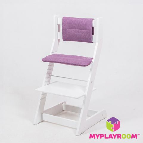 Комплект мягких чехлов для растущего стула MYPLAYROOM™ к обеденному столу 3