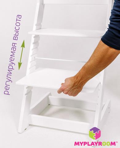 Растущий стул N1 MYPLAYROOM™ к обеденному столу 3
